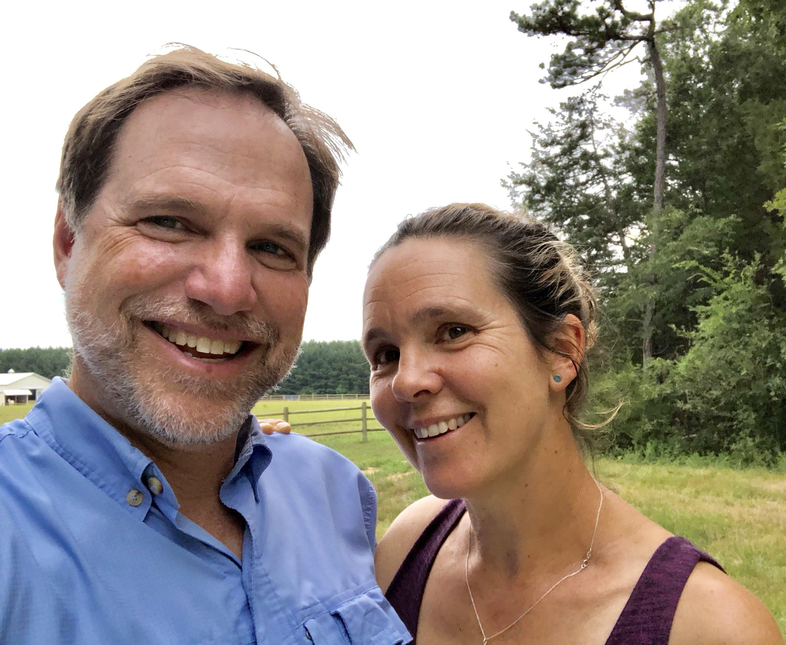 Matt and Suzanne Case