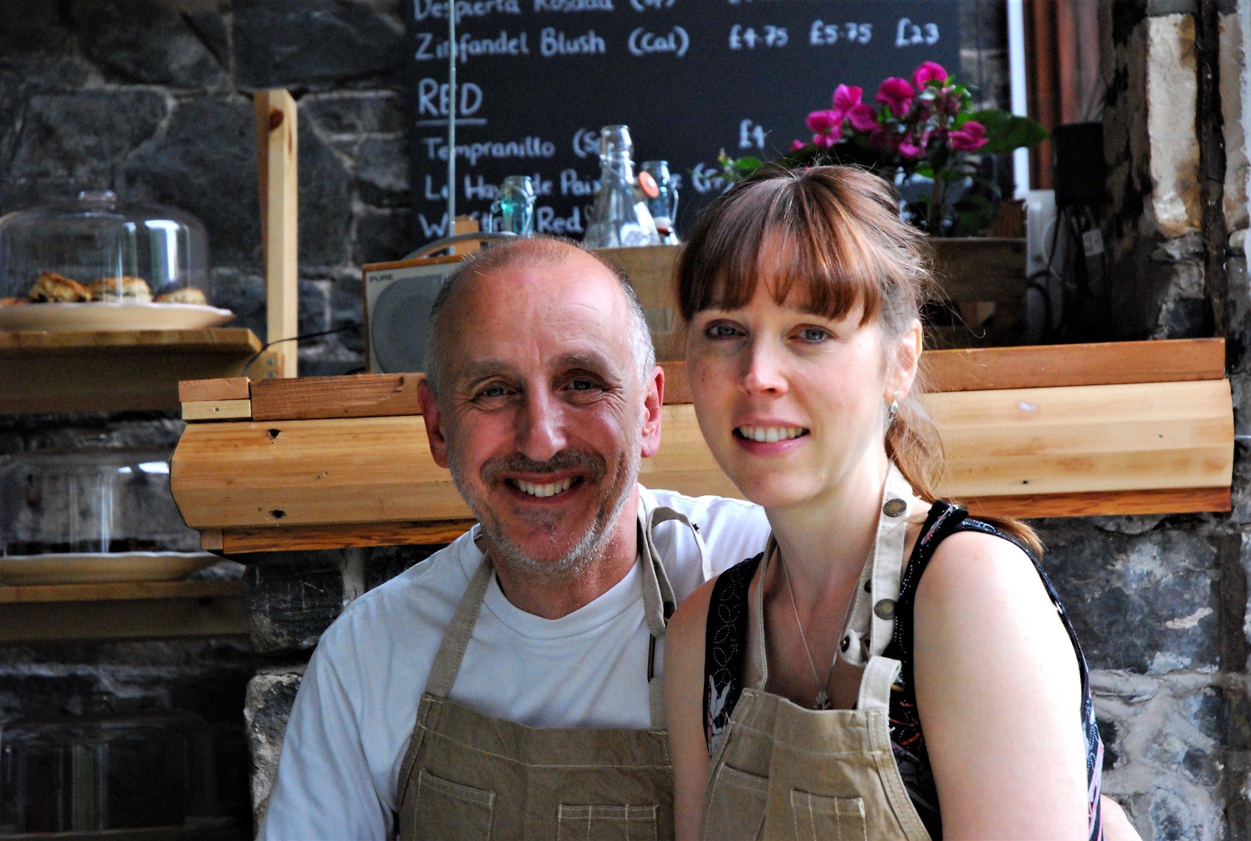 Press, Steve and Lisa Davies.JPG