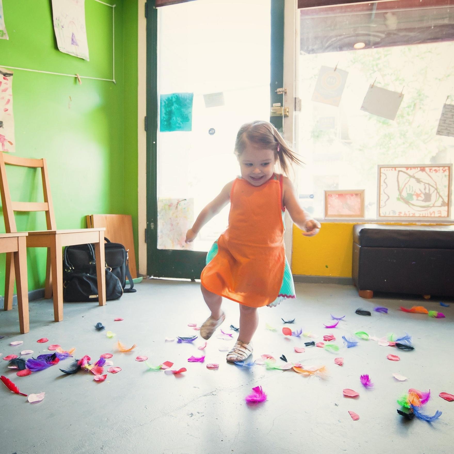 CHILDREN'S CLASSES -