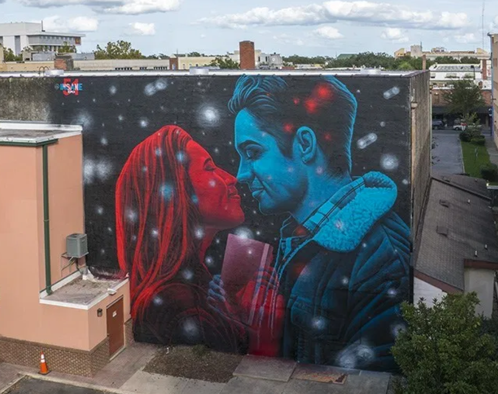 Artist: Insane51 (Greece). Read about this project    here   .