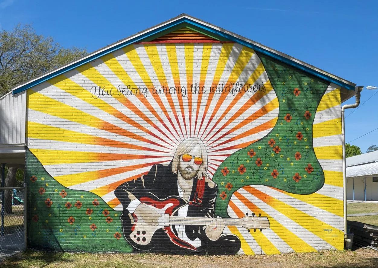 Tom Petty Tribute. Artist: Jesus and Carrie Martinez