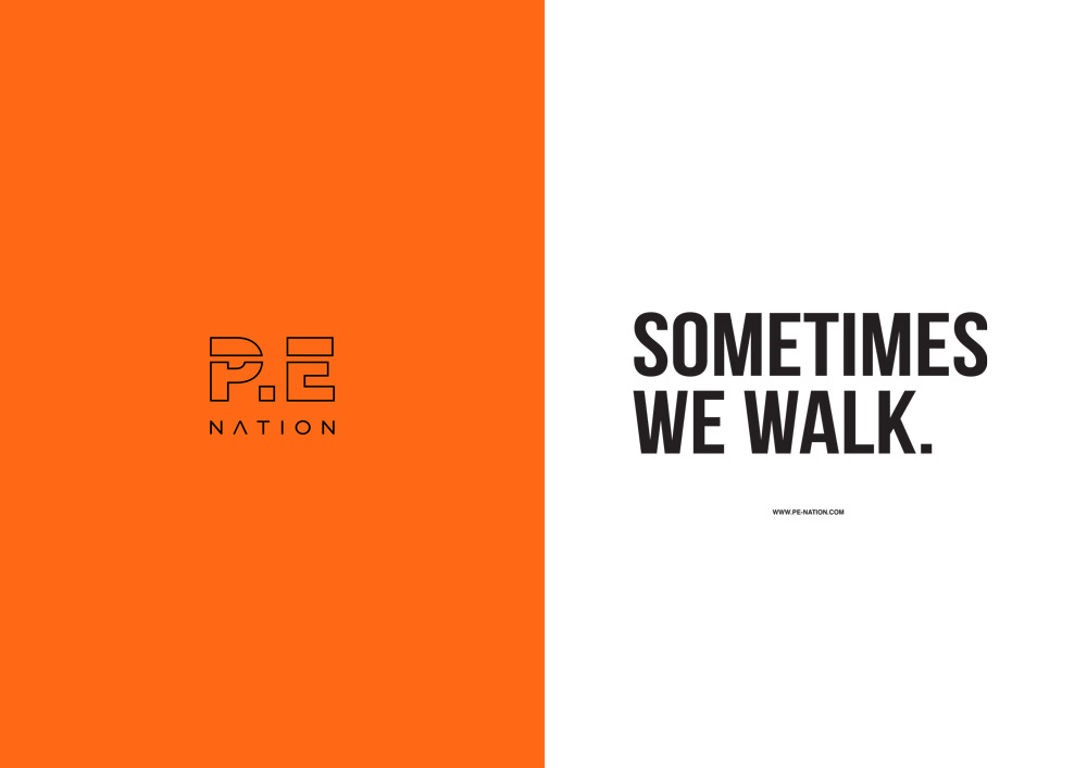 Line and Dot Creative P.E. Nation