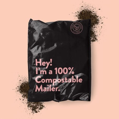 COMPOSTABLE POSTAGE BAGS
