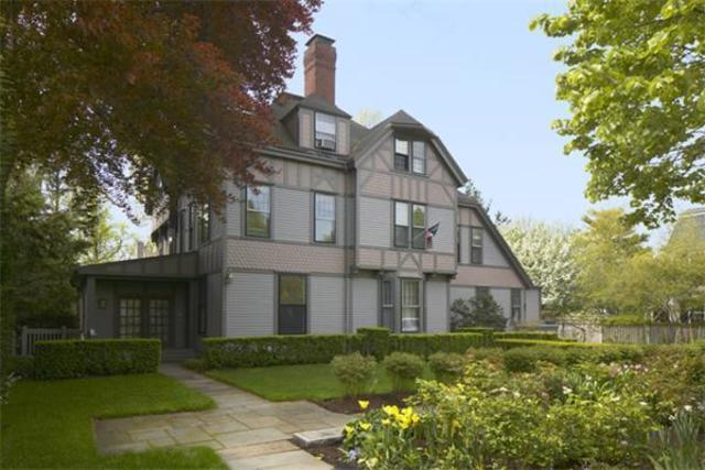 92 Brattle Street  - Cambridge, MASold for $5,580,0005 BD | 4 BA