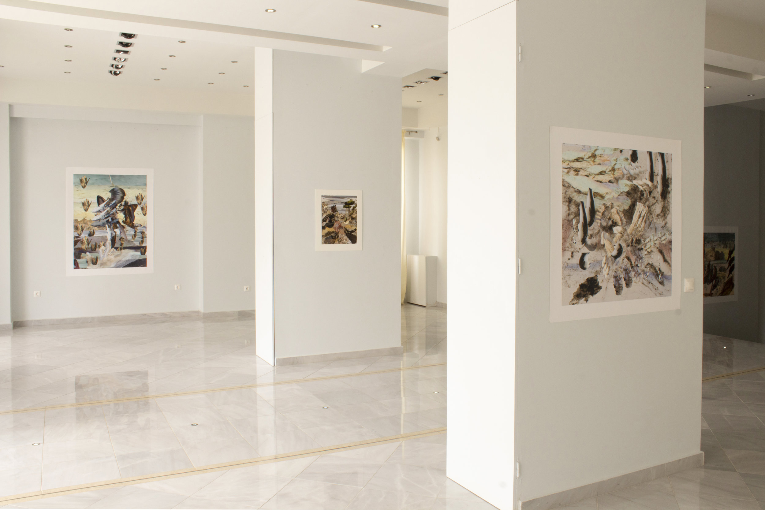 'Quarry' at Ionion Center for the Arts and Culture, Kefalonia