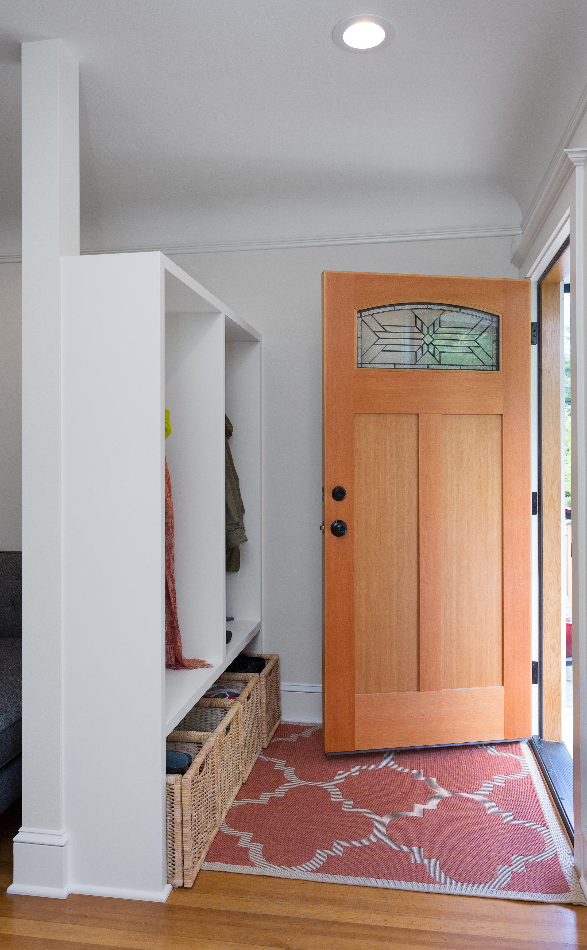 sunny kitchen architecture