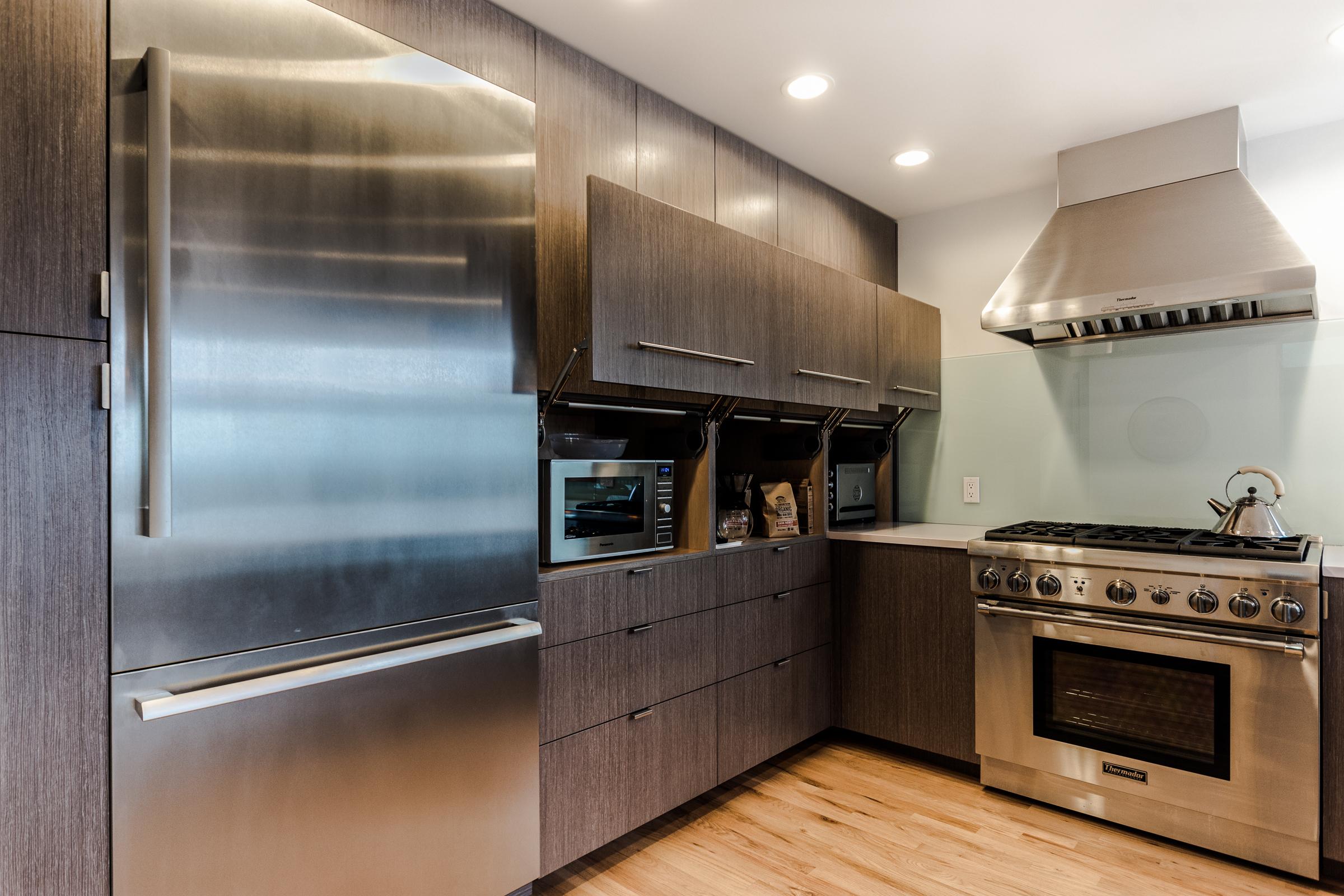 Modern kitchen architecture