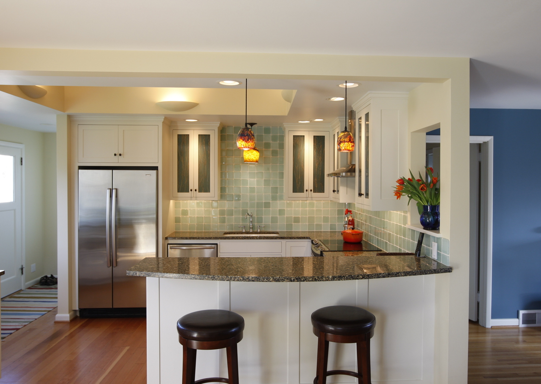 Family kitchen architecture