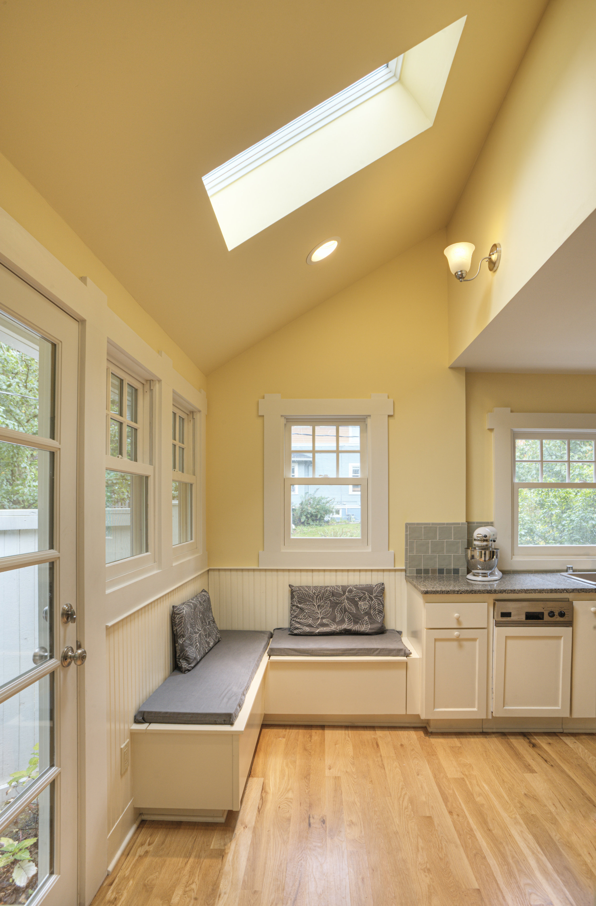 kitchen remodel architecture
