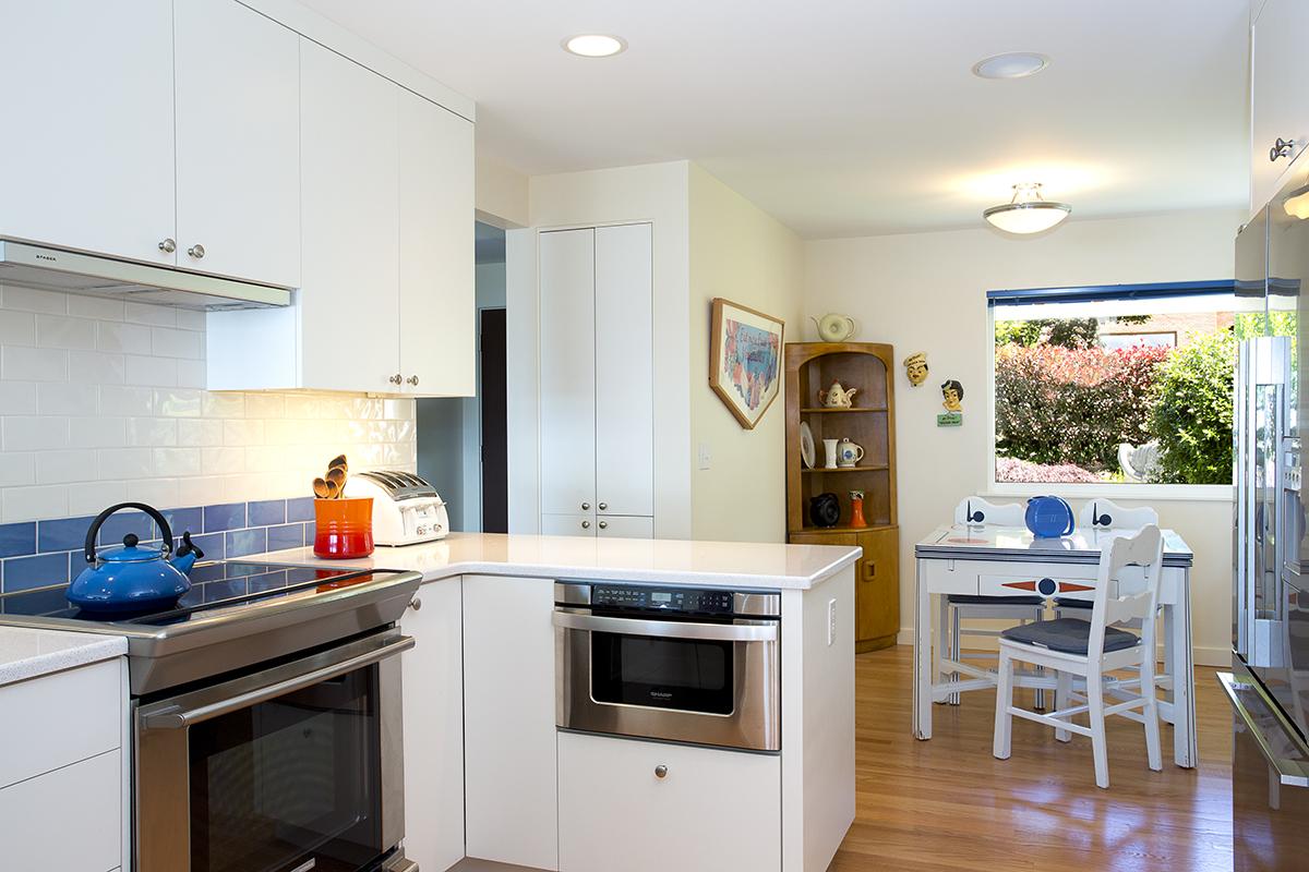 View kitchen architecture