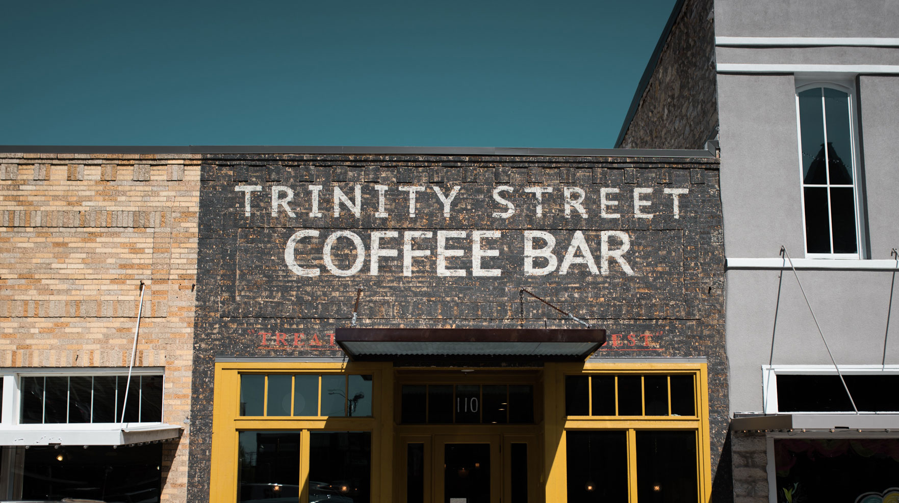 Trinity Street Coffee Bar Decatur Texas Hayhurst Brothers