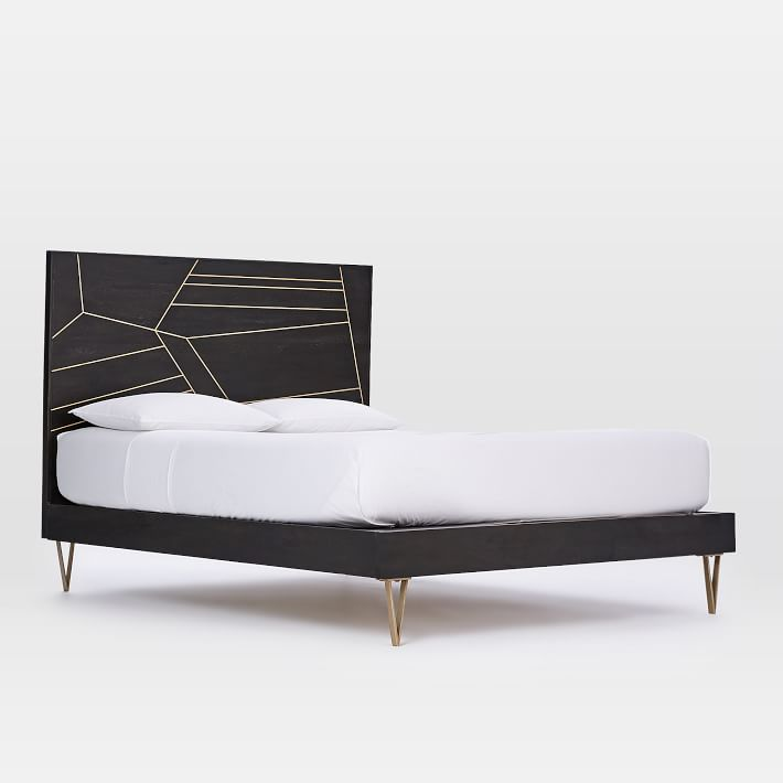 West Elm Bed