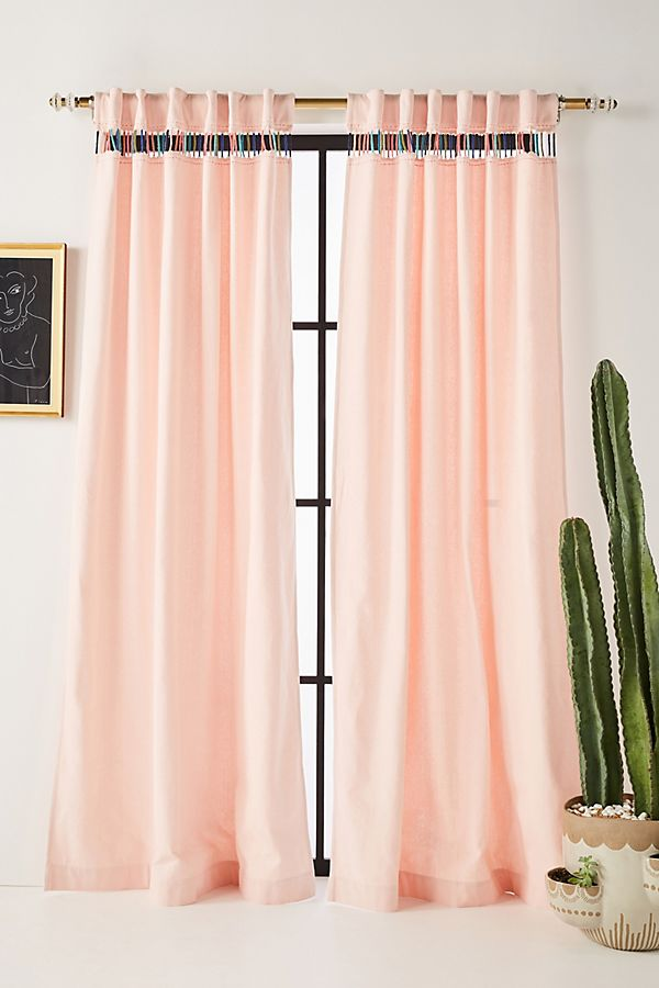 Anthro Curtains