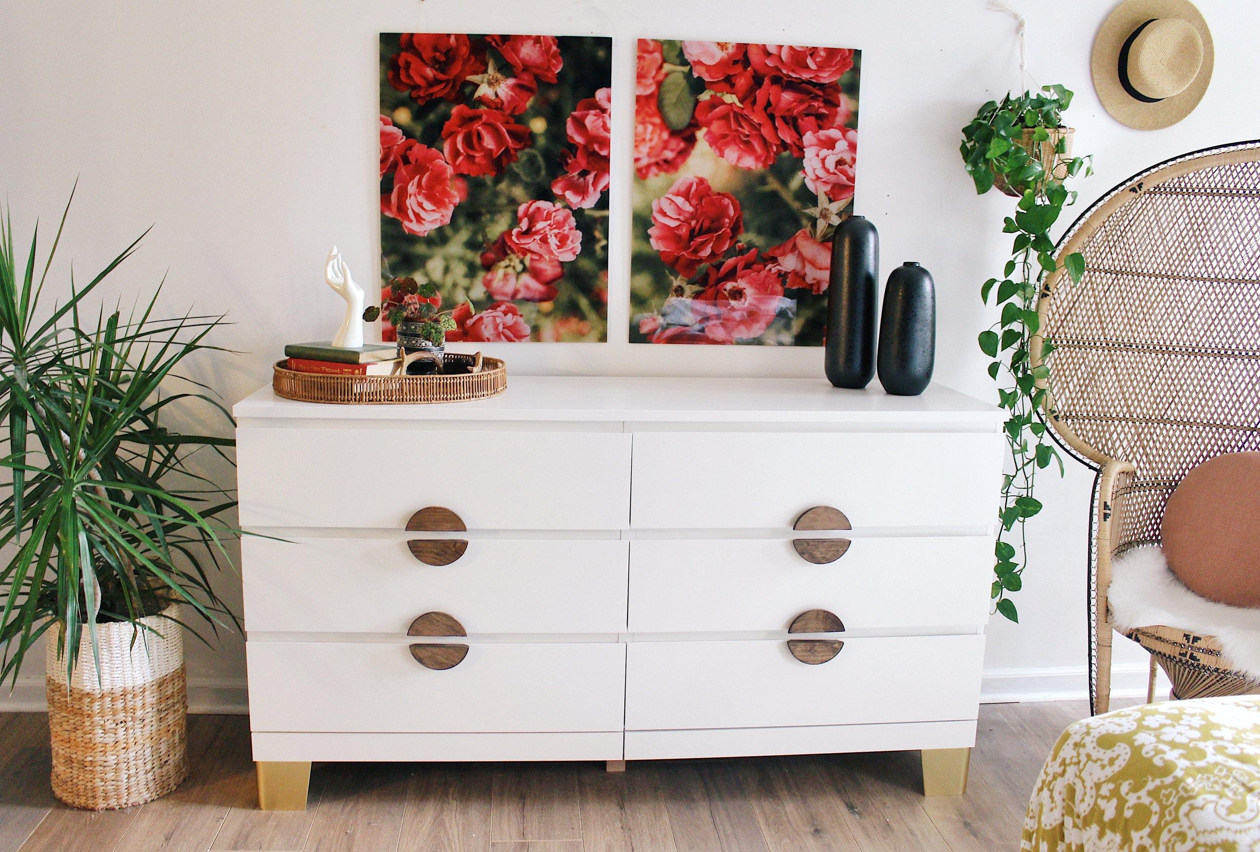 An Ikea Dresser Makeover House On A