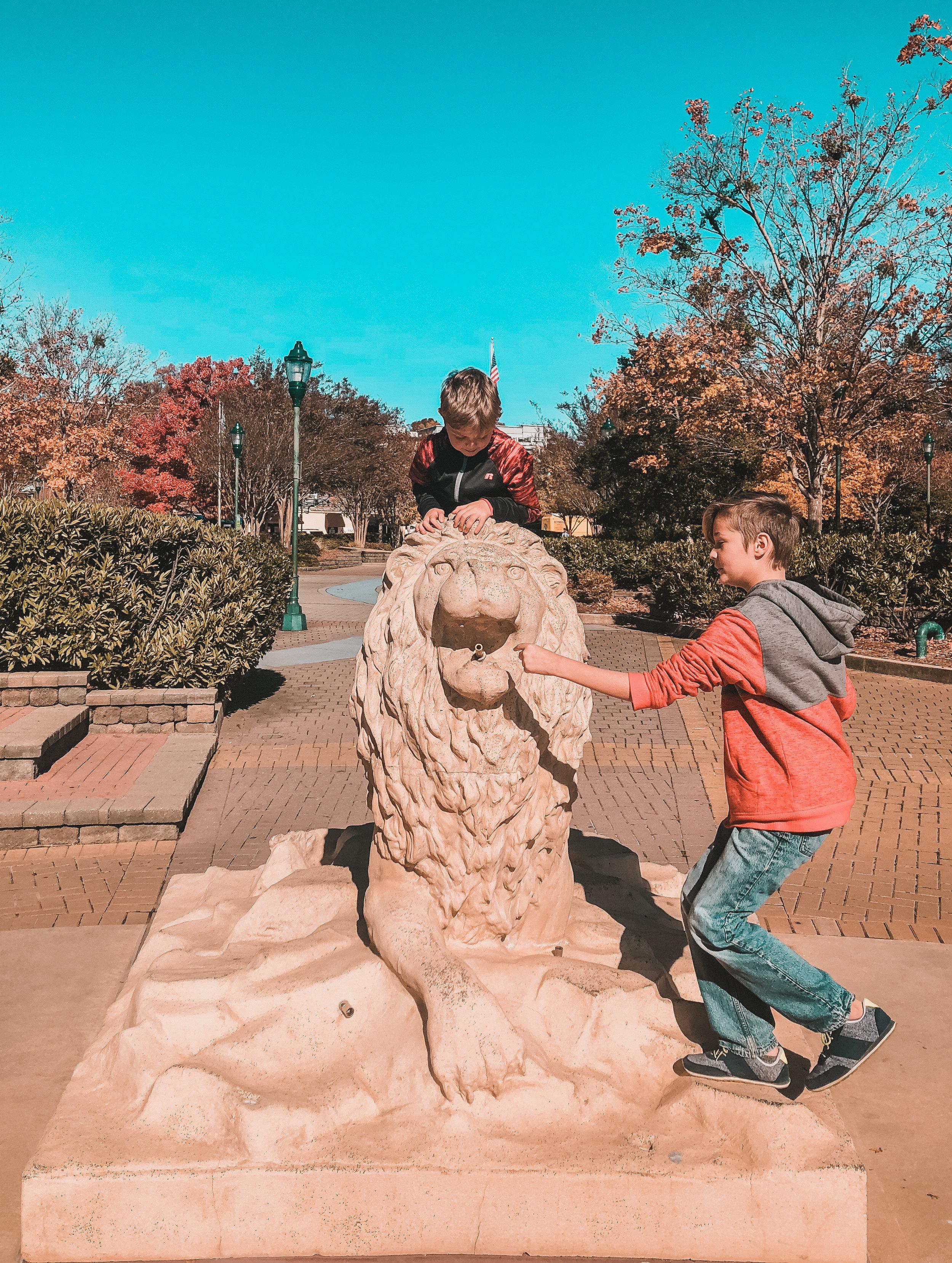 Coolidge Park, Chattanooga TN