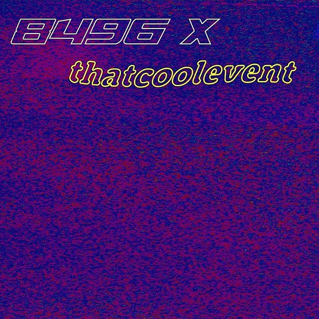8496 gals are collaborating with @thatcoolevent to put on #8496xthatcoolevent on the 20th of July at @diyspaceforlondon! It's gona be an evening of music headliners, poetry and of course, an art exhibition. Link for tickets and all those details are in the bio ⬆️⬆️