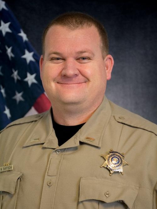Lieutenant Mikelshan Bartschi - Criminal Division