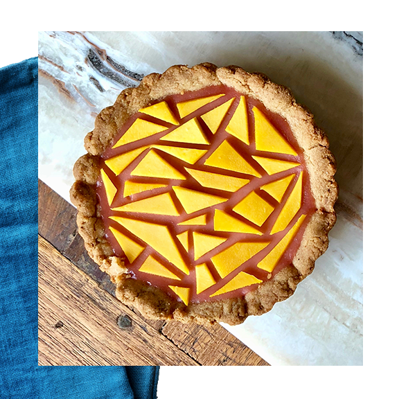Ideas or suggestions for The Works classes (photo of tartlet)