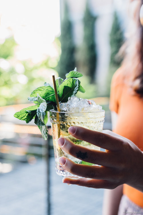 Mint Julep cocktail recipe