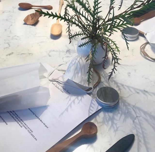 """""""Carving a spoon is so awesome because the result is so dependent on your mood, the grain of the wood, and many other factors truly making each one entirely unique."""" - Jessica from @spaltedhome  Join her at The Works for a fun Spoon Carving class on the 14th! Link in bio for tickets.  #seattle #seattlewa #theworksseattle #seattlelocal #bestofseattle #learnsomethingnew #habitandhome #classes #seattleclasses #seattlecommunity #visitseattle #shoplocal #pnw #seattlestyle #plants #seattlemade #seattlemakers #seattlemaker #petitejoys #community #seekthesimplicity #creativelifehappylife #dowoodworking #woodenspoon #womeninwoodworking #madebyhand"""
