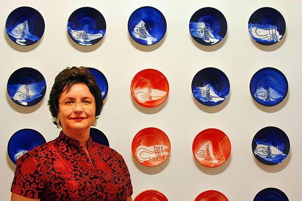 Dr. Zehra Çobanlı / Photo courtesy of the artist