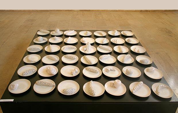 White Light Diet, 2,5x2,5m, 2006/ Courtesy of the artist<