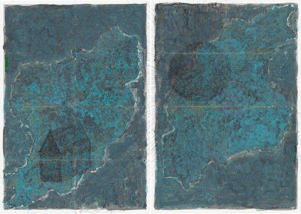 GPhoenix-4-Acrylic-and-ballpoint-pen-on-Iranian-world-map-Diptych100-x-70-cm-each2015.jpg