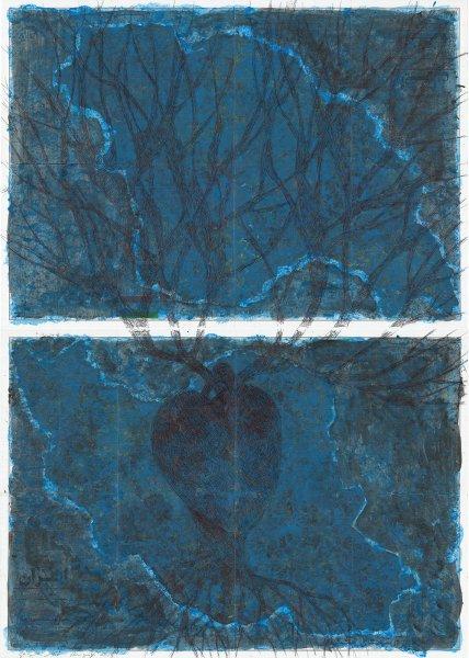 GPhoenix-5-Acrylic-and-ballpoint-pen-on-Iranian-world-map-Diptych70-x-100-cm-each2015.jpg