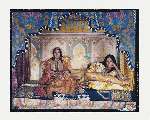 Cracking the Orientalism Code: Lalla Essaydi on Exhibit in Pennsylvania.     Intense Art Magazine , 2018.