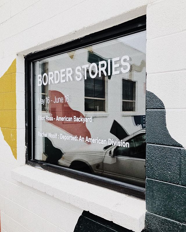 See you tonight at 7 p.m. for the opening of Border Stories!