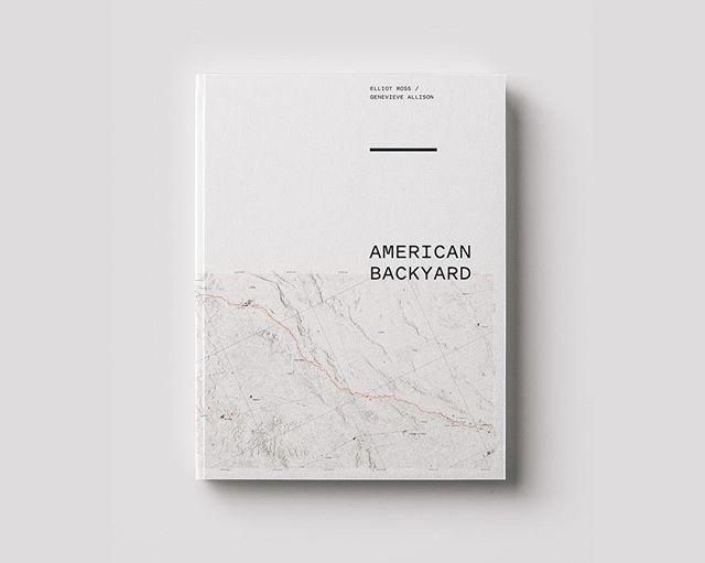 We will have @gengennygenevieve and @elliotstudio at Pattern to launch their new book, American Backyard, on Friday, June 7 at 7 pm. The book looks at the reality of life on the US - Mexican Border through an immersive look at the people living along side it and the landscape it makes up. The book uses photography and extended text to move this region from just a headline to a more intimate group of communities and the issues they face.  American Backyard is part of our Border Stories exhibition and the book will be available throughout the show. Friday's event will be an intimate discussion of the book, the issues it addresses and what place it has in this current cultural conversation. RSVP on our Facebook page and we would love to see you there!  Pictures from American Backyard's publisher, @gnomicbook