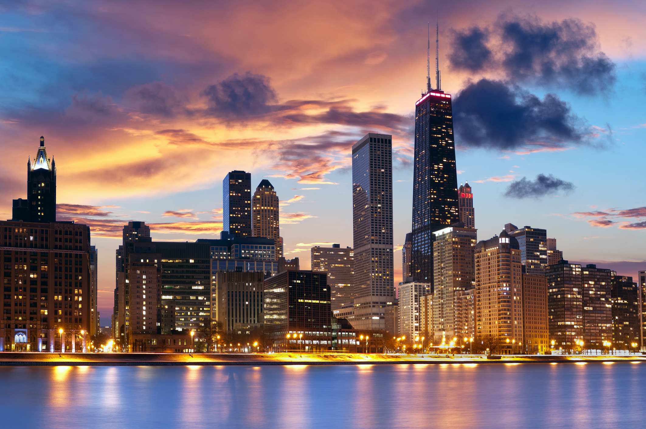 Our home of Chicago, Illinois, is ground-zero of financial market innovation in the 20th and 21st centuries.