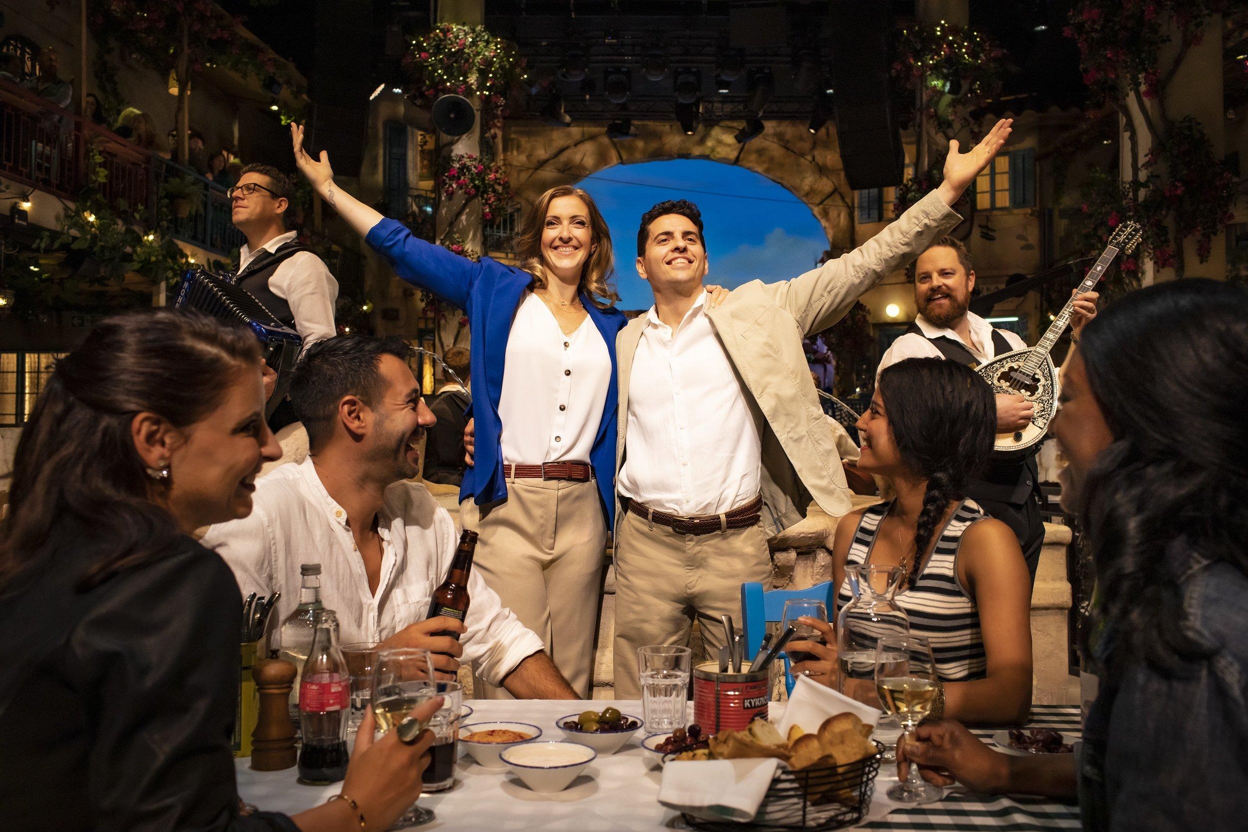 Mamma Mia The Party - The O2 - 3.jpg