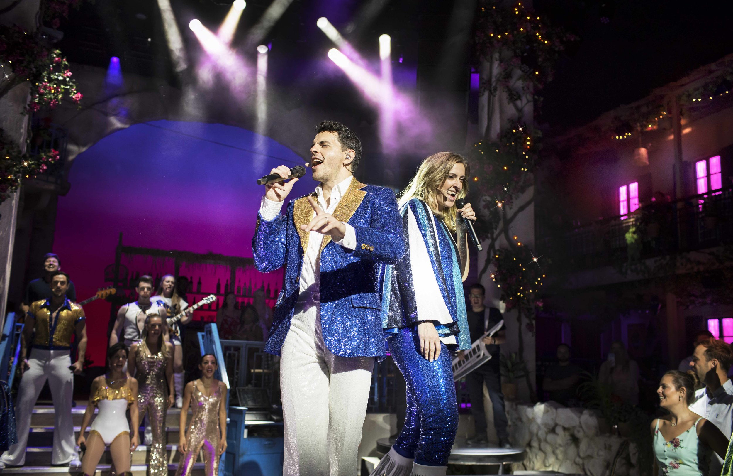 Mamma Mia The Party - The O2 - 2.jpg