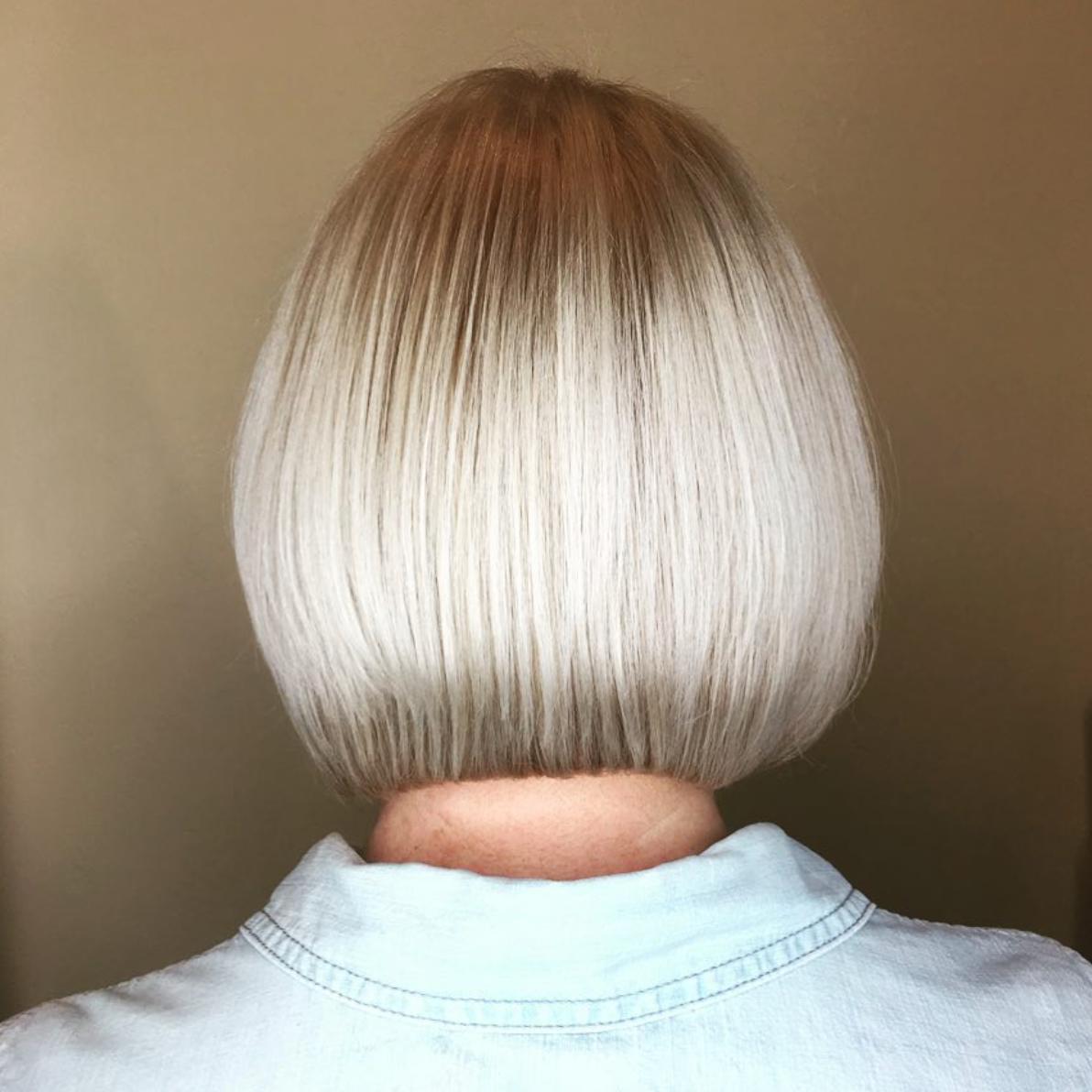 Haircut Hair Style Hair Color Talmadge Hickman Master Hair Stylist Chelsie Perkins Colorist Owners Salon Bella Whidbey Langley Haircut Hair Color