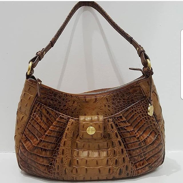 Brahmin purse Price $159  Stop by our store Monica's Consignment and Boutique, 10475 Medlock Bridge Rd, Johns Creek, GA 30097 Tuesday – Saturday | 10am – 6pm Sunday – Monday | Closed, Appt Only Call to ship (770) 623-0062 #johnscreek #alpharetta #johnscreek #consigndivajc