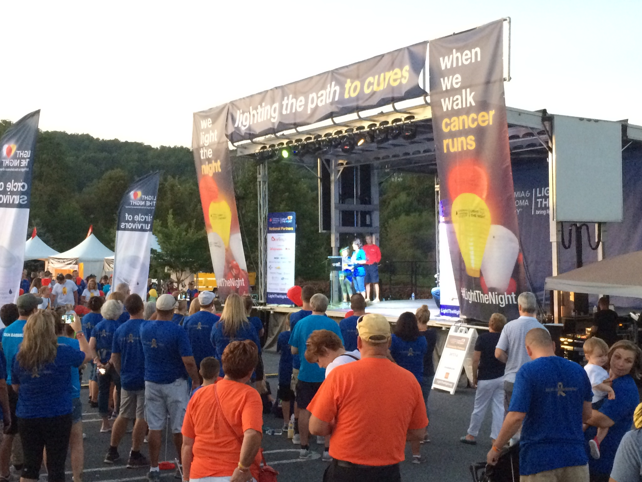 2017 Light the Night Lehigh Valley