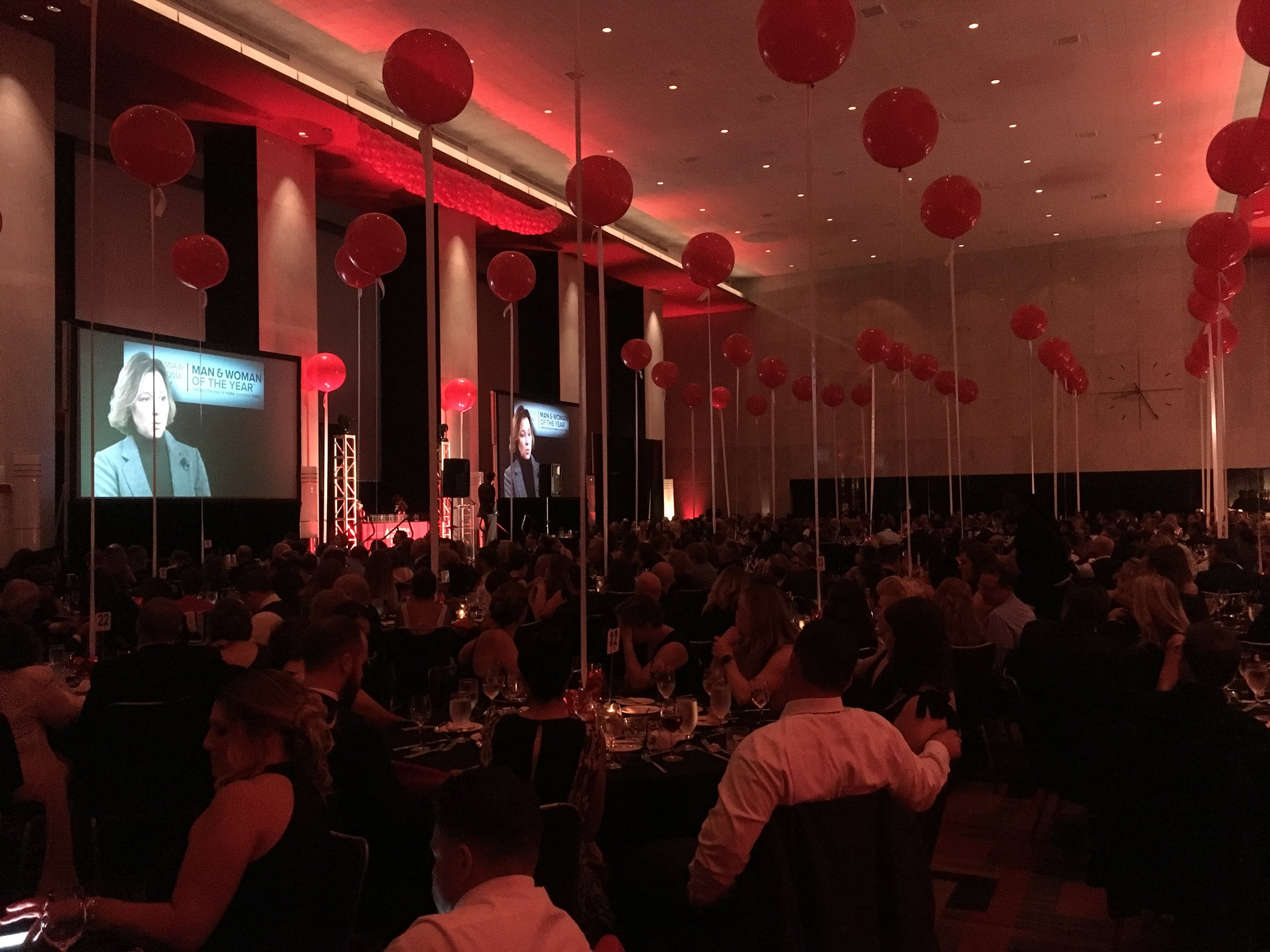 2018 Leukemia & Lymphoma Society's Man & Woman of the Year Event