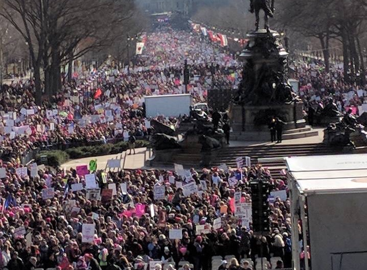2018 Philadelphia Woman's March
