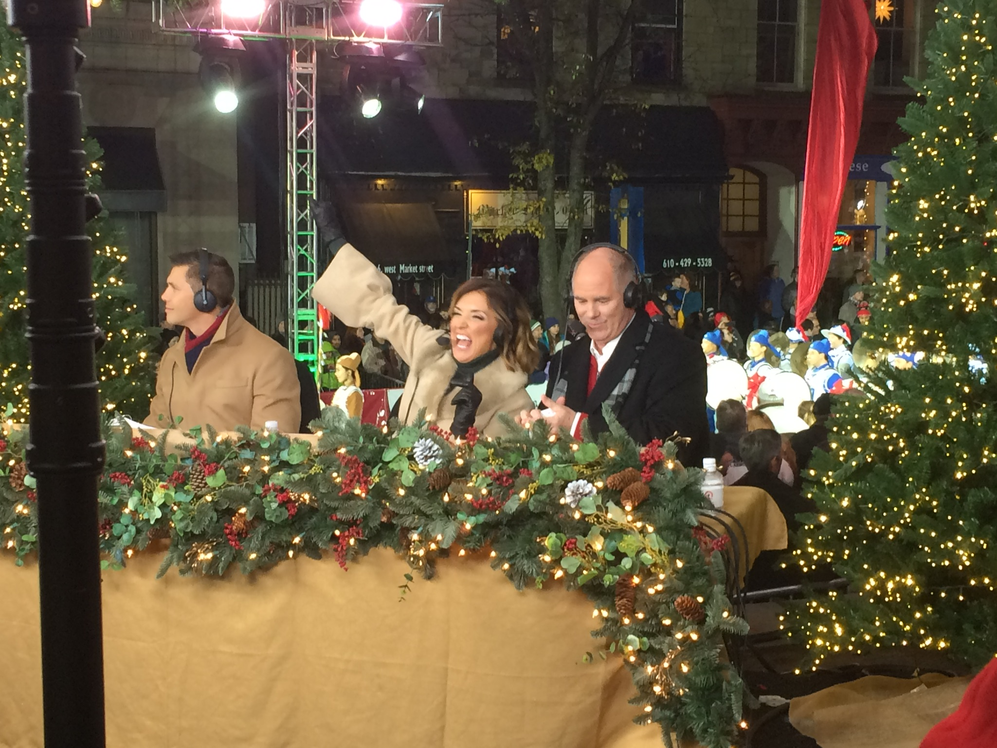 2018 QVC West Chester Christmas Parade