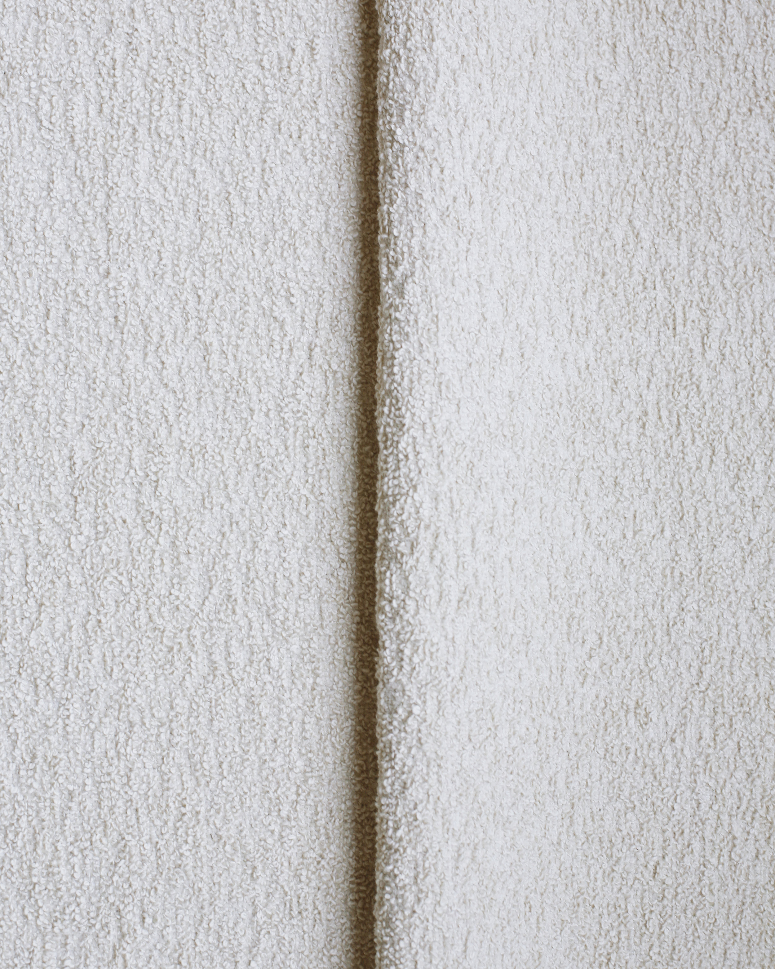Cotton Boucle - Ivory