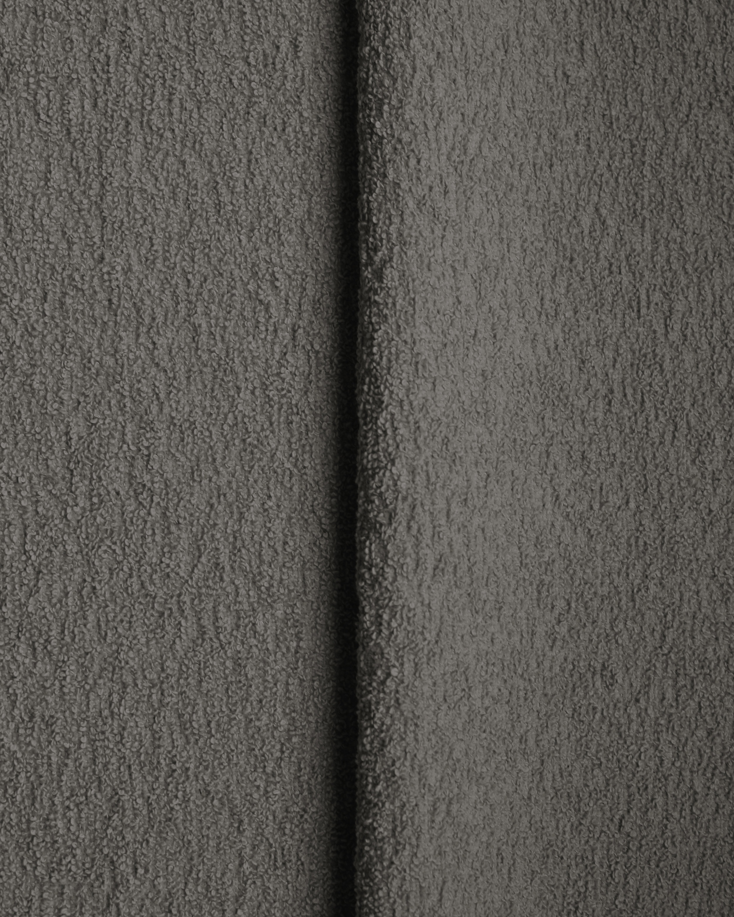Cotton Boucle - Grey
