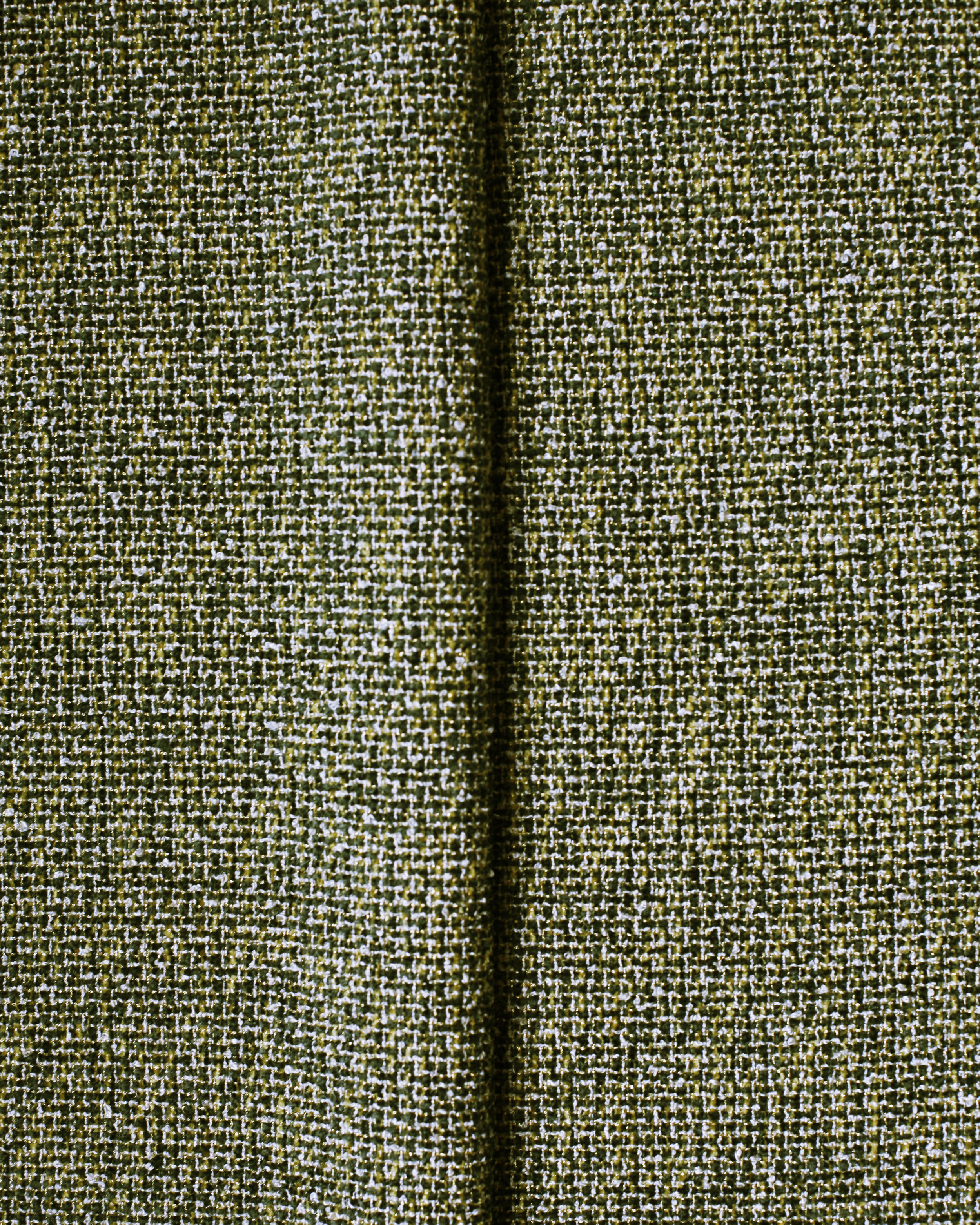 Broken Tweed - Green, Yellow, Orange, Gold