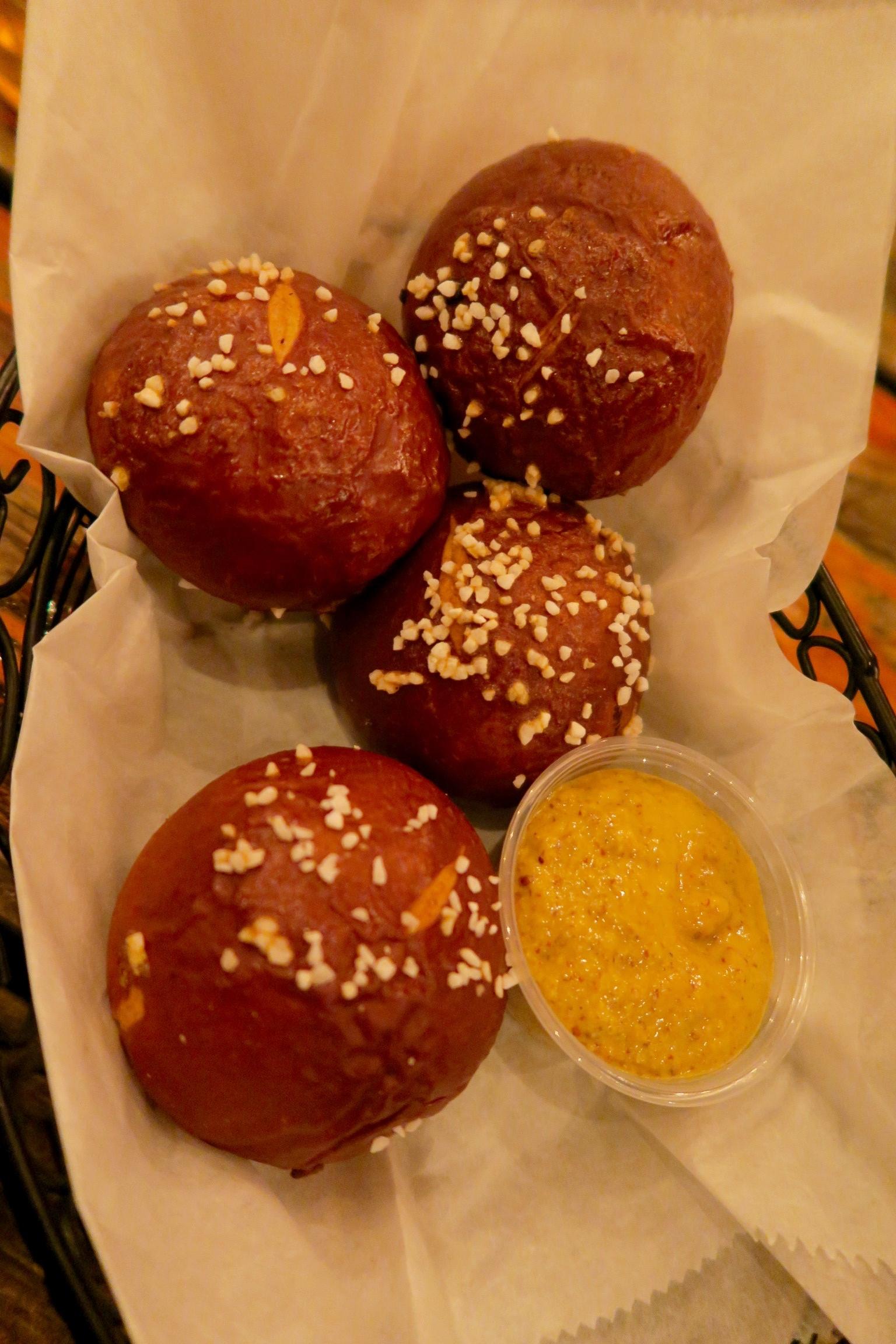 Cheddar Jalapeno Pretzel Balls