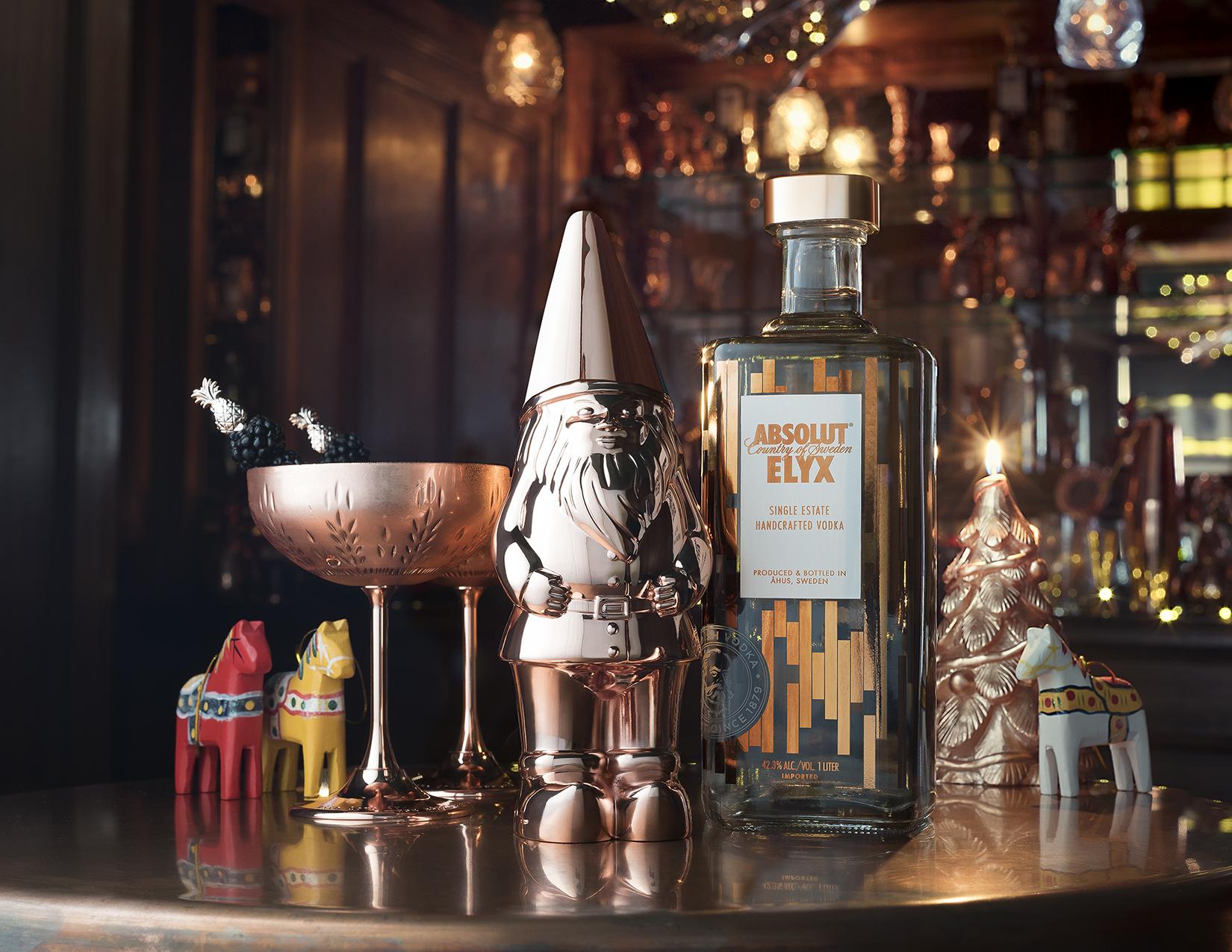 Elyx Gnome Shaker with Bottle Hat on Landscape.jpg