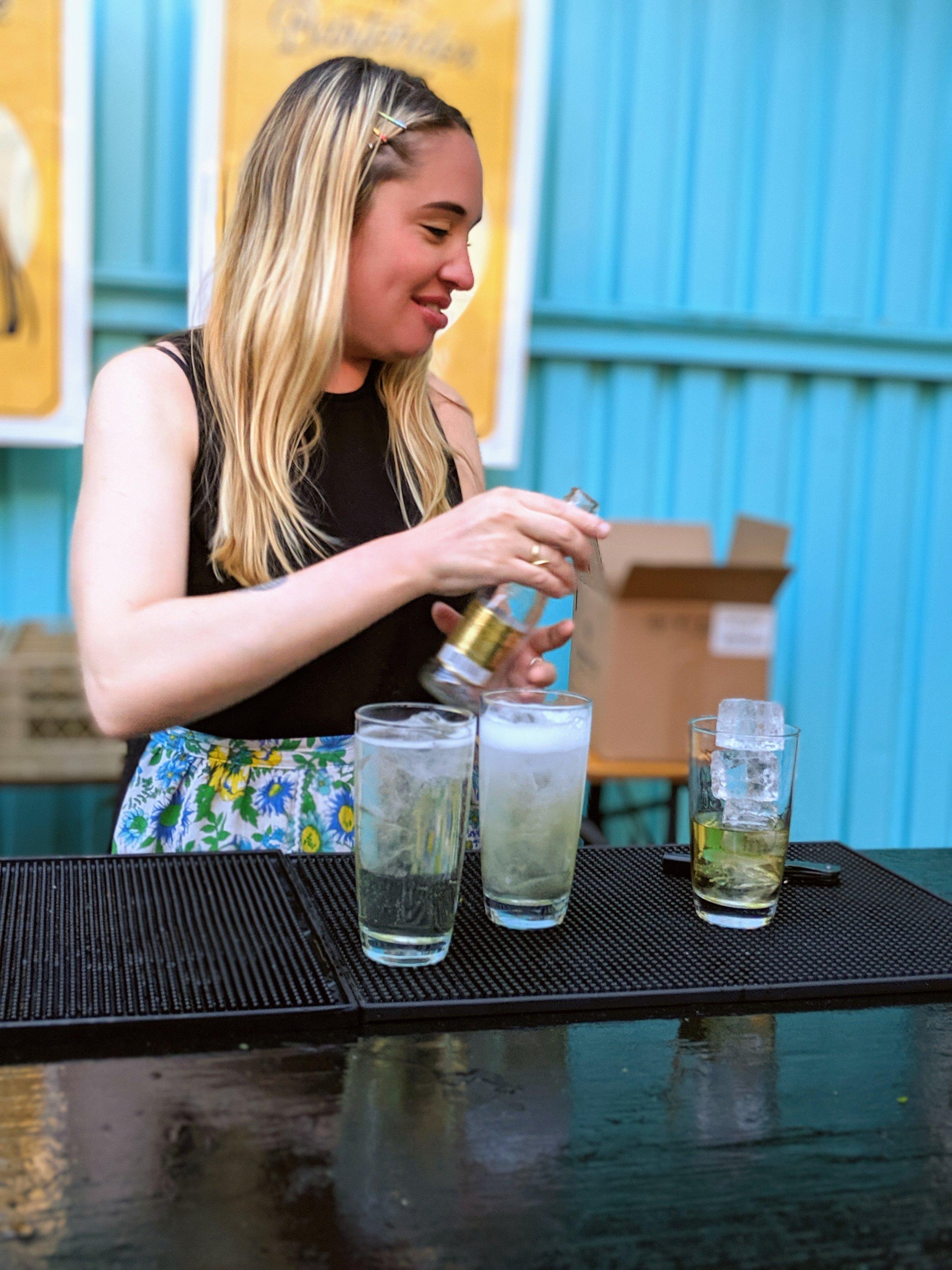 Sarah Morrissey, White Horse Tavern