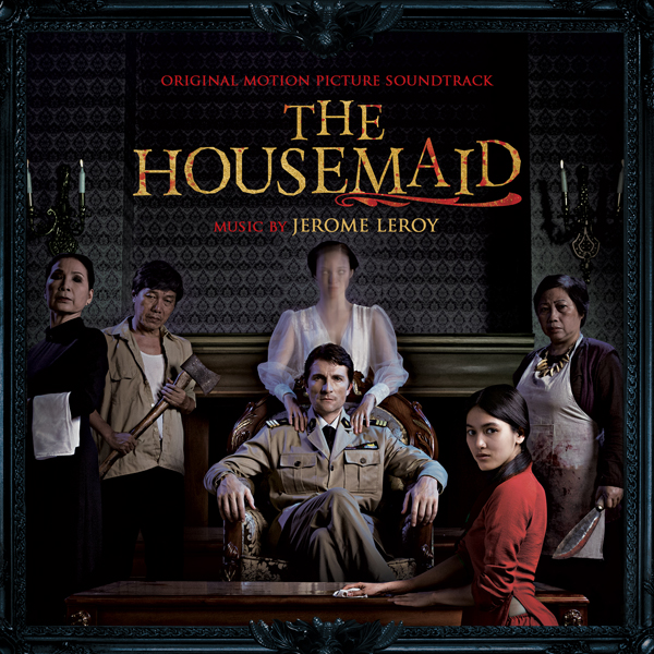 The Housemaid - Original Motion Picture Soundtrack (Cover Art) 600px.jpg