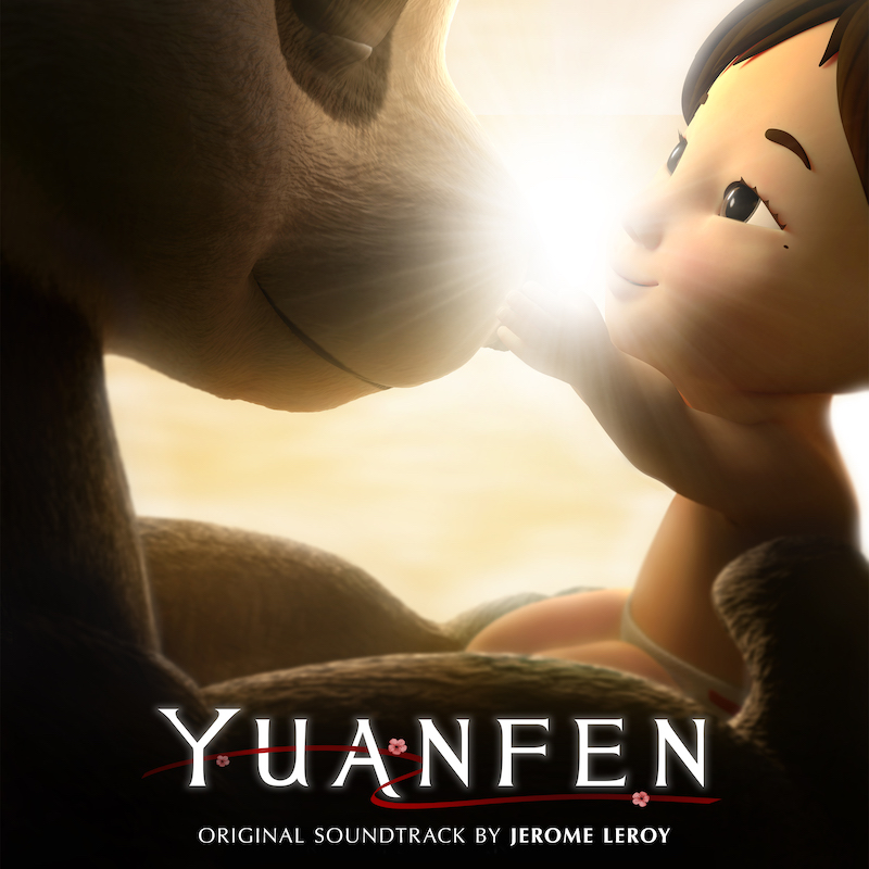 Yuanfen - Original Motion Picture Soundtrack (Cover Art) 800px.jpg