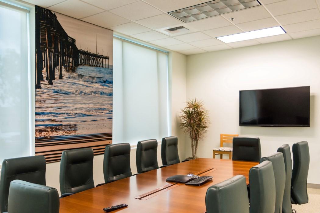 conference-room proper acoustics