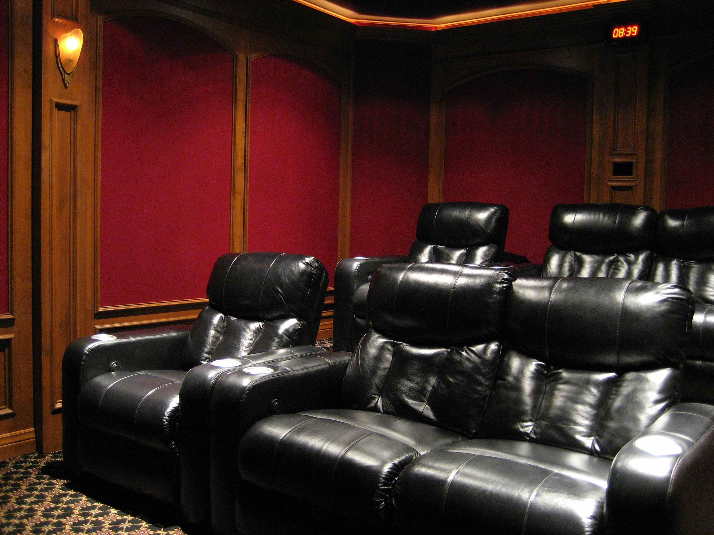 Home Theaters Proper Acoutics